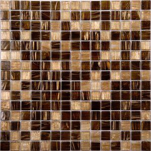 NS Mosaic Crystal стекло   MIX19 327х327х4